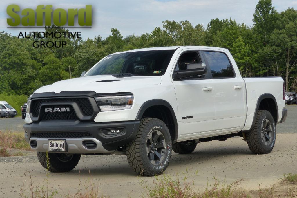 New 2019 RAM All New 1500 Rebel Crew Cab In Springfield