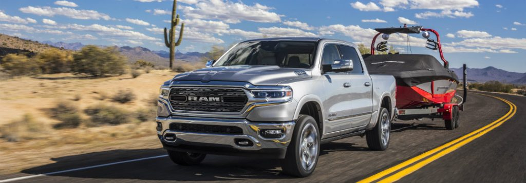 Does The 2019 Ram 1500 Come With An Air Suspension