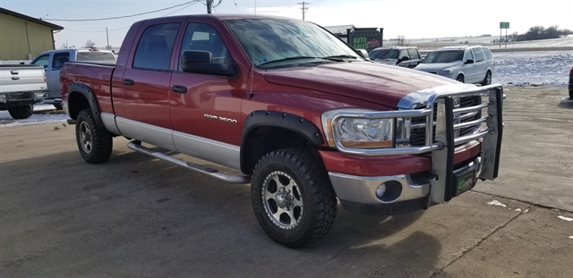 Stock 805 USED 2006 Dodge Ram 2500 Inwood Iowa 51240