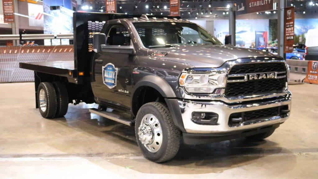 New 2021 Dodge Ram 5500 Build And Price Curb Weight