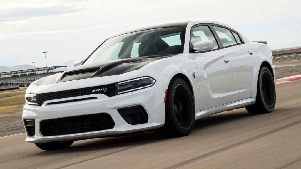 2021 Dodge Charger SRT Hellcat Redeye Debuts With 797 HP