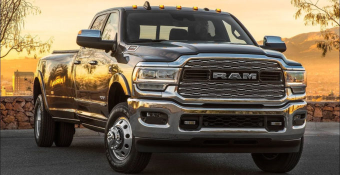 2021 Dodge 3500 Mega Cab Dually 2021 Dodge