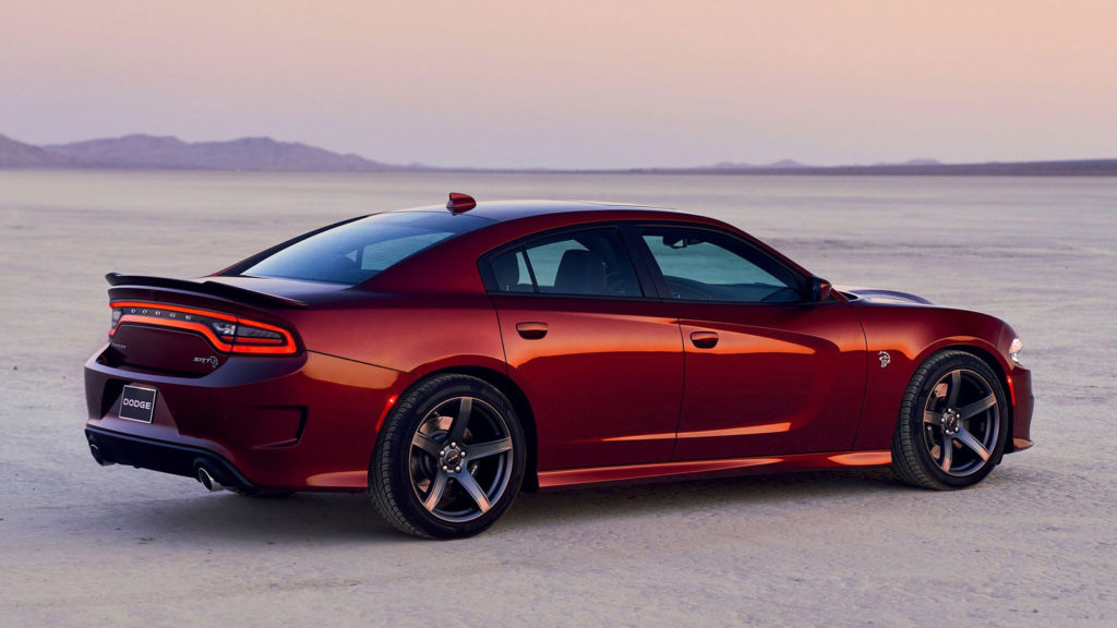 2019 Dodge Charger Hellcat Gets A New Look More