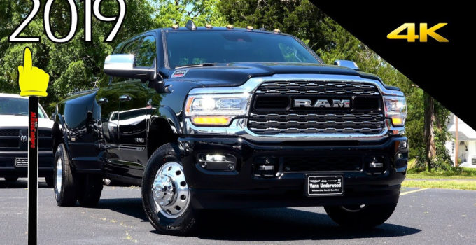 2021 Ram 3500 Limited Specifications Premier Colors