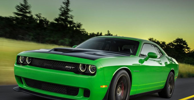 2019 Dodge Challenger Hellcat Drag Pack Will Be 725 HP Of