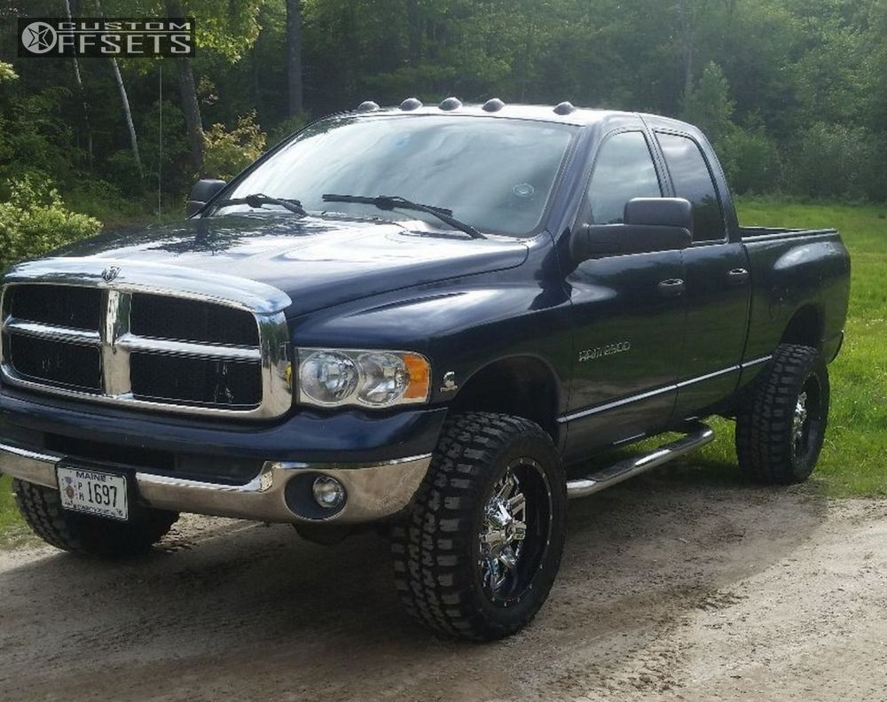 2003 Dodge Ram 2500 Fuel Lethal Oem Stock