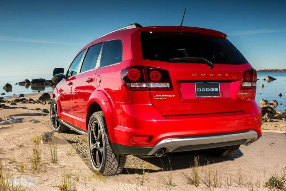 2021 Dodge Journey Release Date Price And Changes
