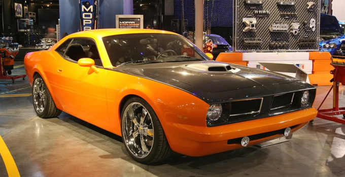 2021 Plymouth Barracuda Release Image Inspiration