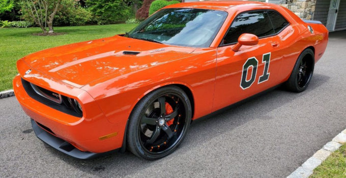 2009 Used Dodge Challenger Supercharged At WeBe Autos