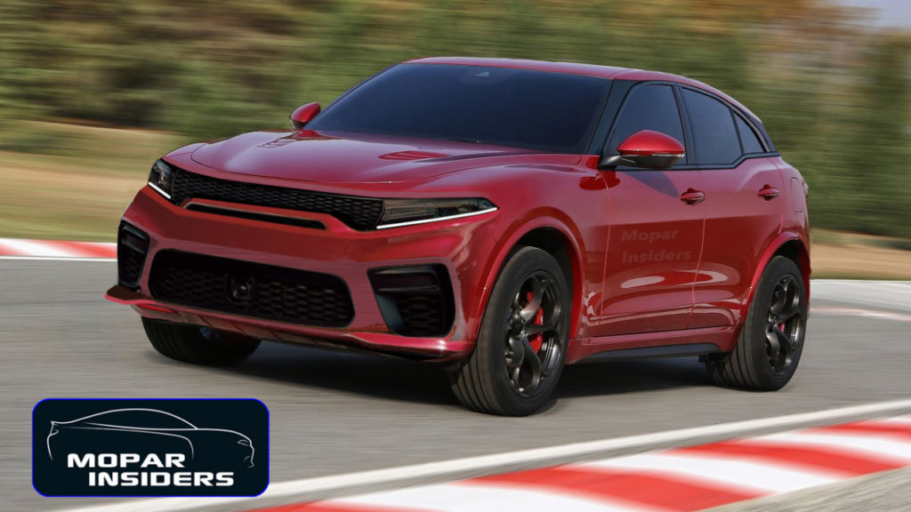 2021 Dodge Journey Srt Speed