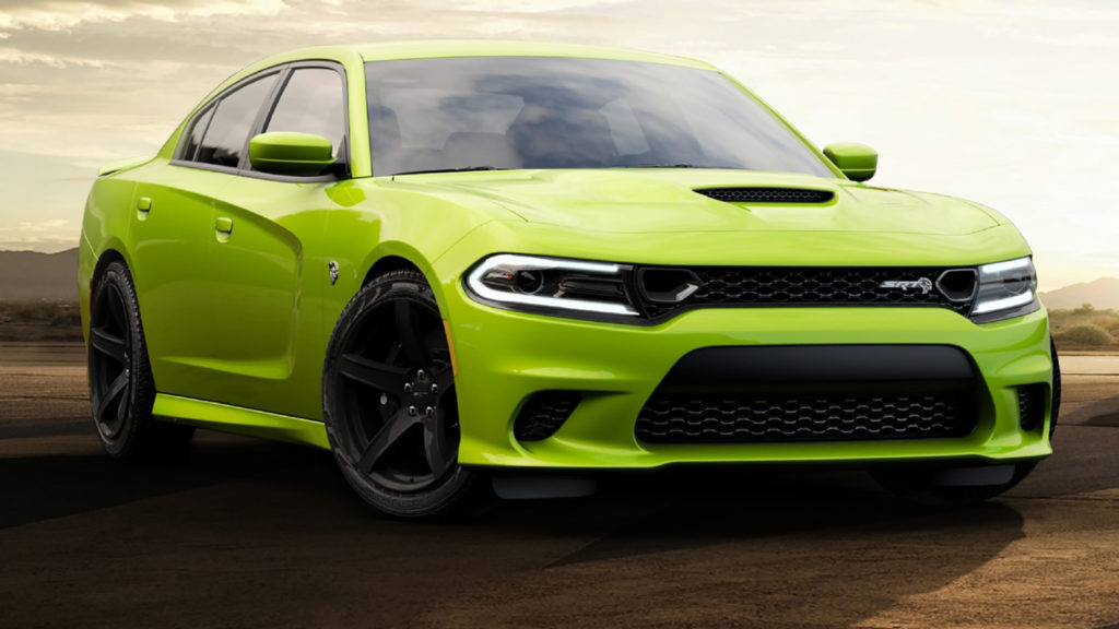 2021 Dodge Charger Daytona Hellcat Configurations Release