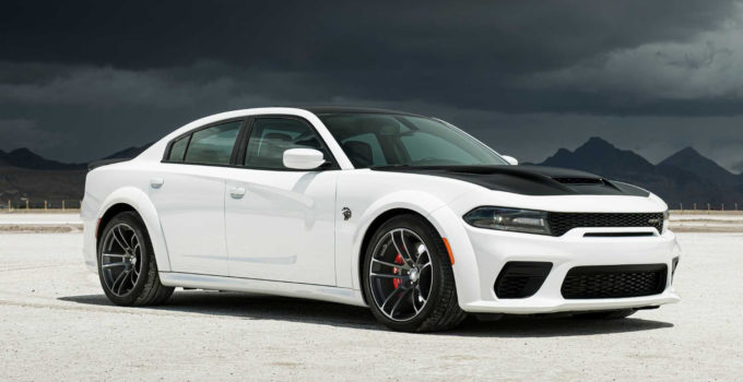 Dodge Charger Redeye Puts On A Sedan Smoke Show In First Video