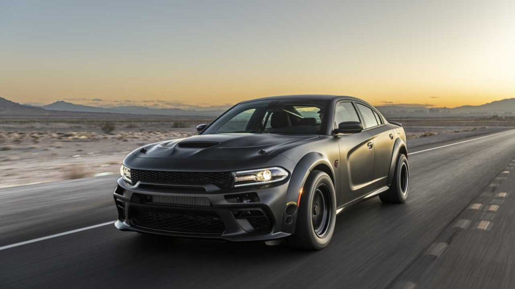 Twin turbo AWD Dodge Charger By SpeedKore Motor1 Photos