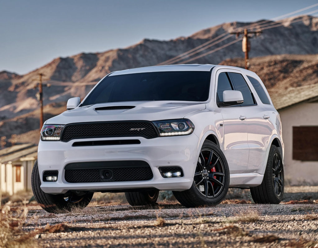 New 2021 Dodge Durango RT AWD 0 60 Specs Battery