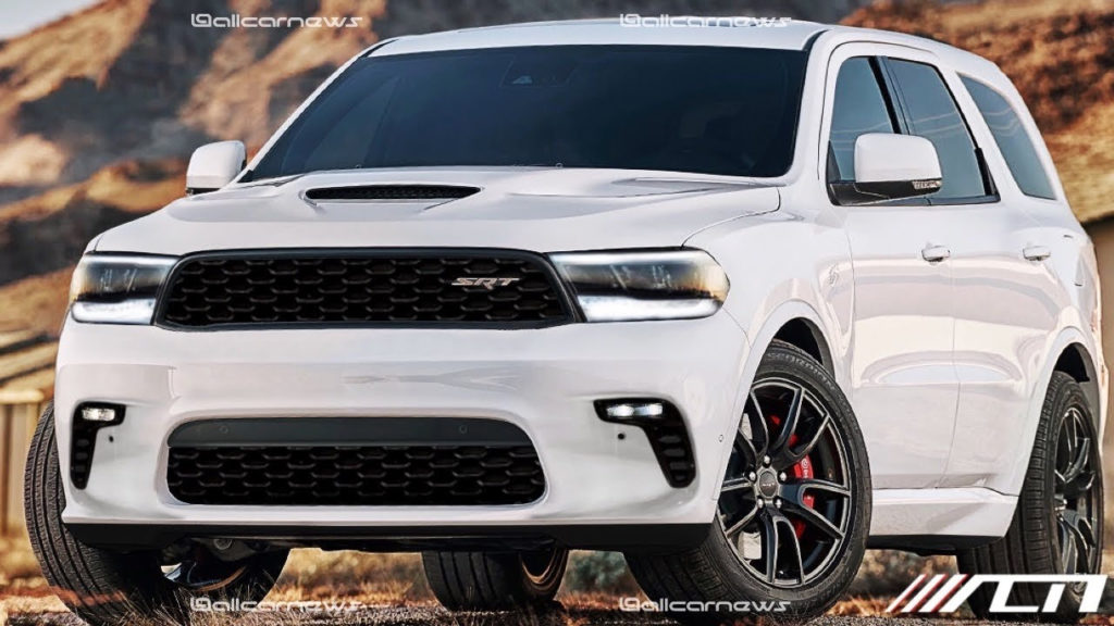 2021 Dodge Durango SRT Hellcat LEAKED YouTube