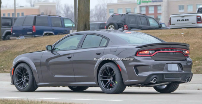 New 2021 Dodge Magnum All Wheel Drive Engine Pictures