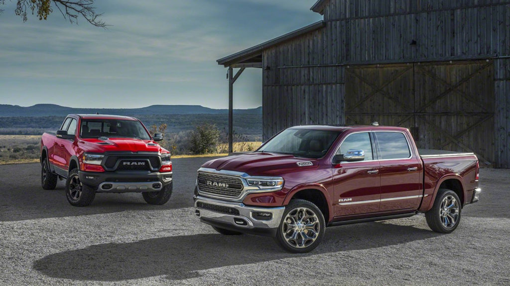 New 2022 Dodge Ram 1500 Engines Features HP 2021 Dodge