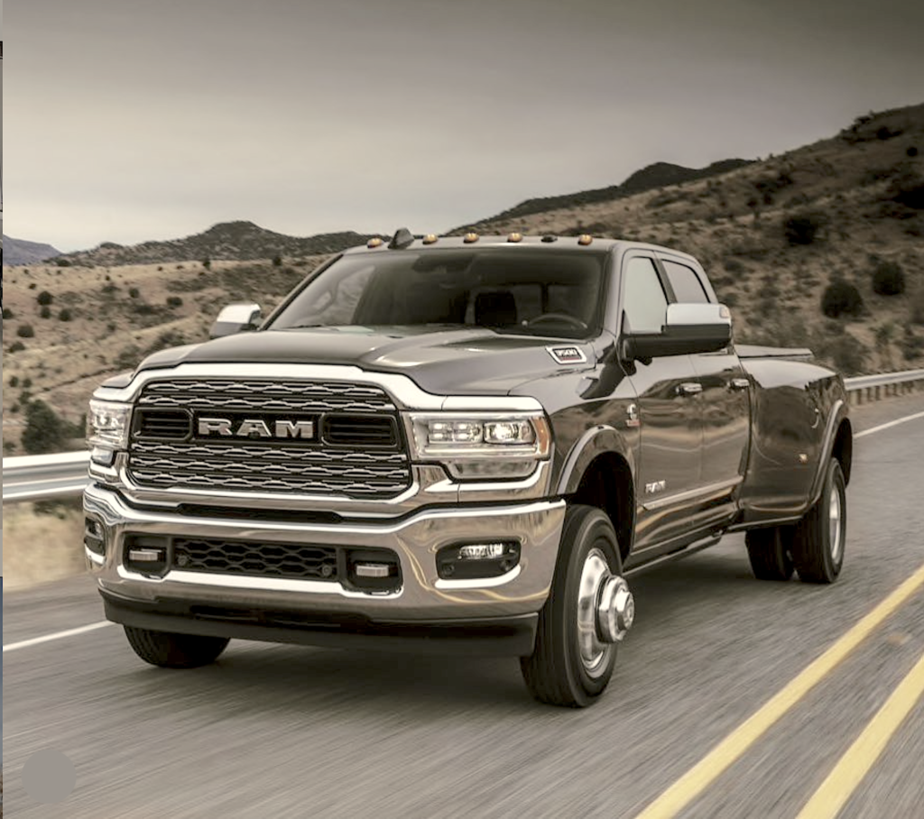 2021 Ram 3500 Diesel Car Wallpaper