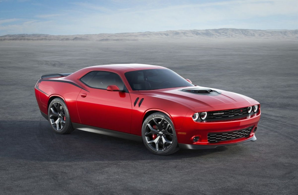 Plymouth Barracuda Rendered With Dodge Challenger Styling Cues