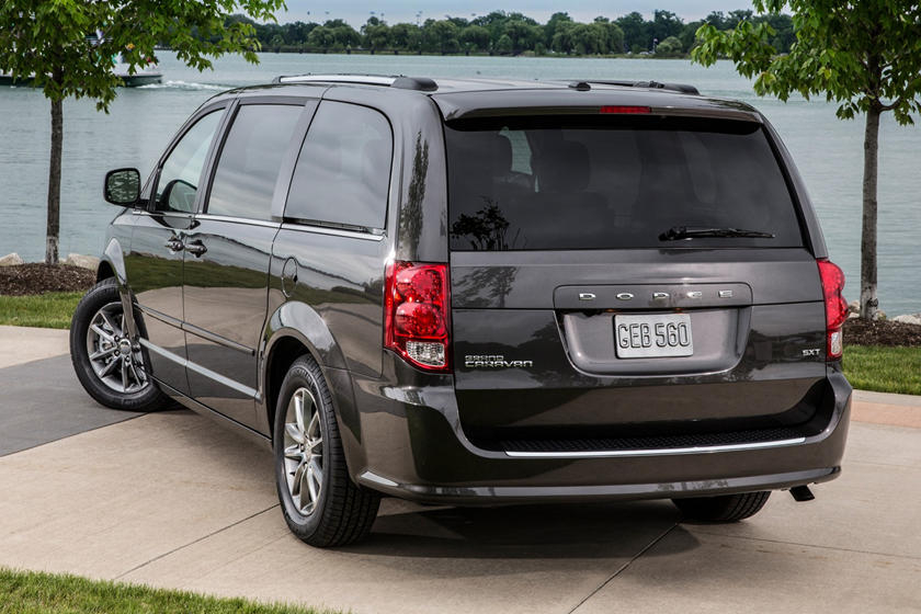2020 Dodge Grand Caravan Review Ratings MPG And Prices