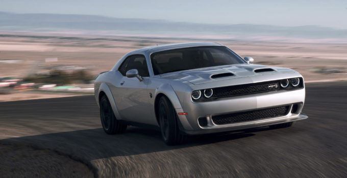 Dodge Challenger SRT Hellcat Redeye Is Now The Most