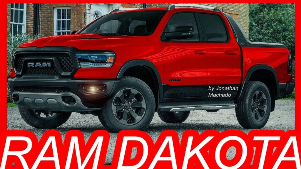 2020 Dodge Dakota Release Date Review Specs Price