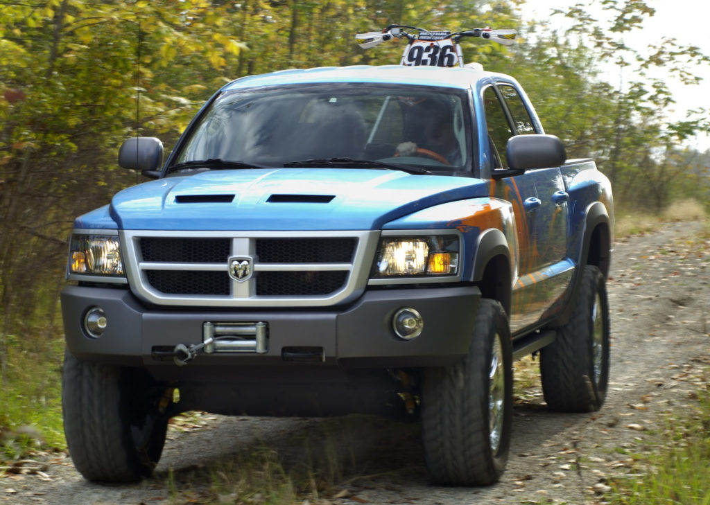 Ram Won t Make Mid Size Truck To Rival GM s Colorado And