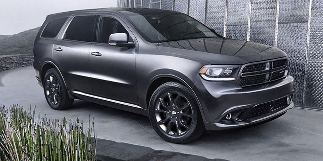 New 2023 Dodge Durango Changes Color Options Dimensions