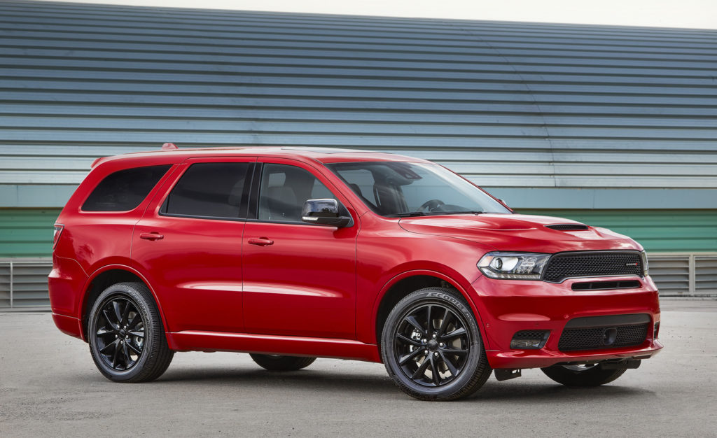 2019 Dodge Durango Review Ratings Specs Prices And