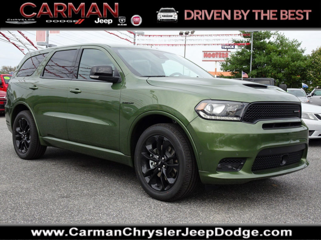 New 2021 Dodge Durango Rt Awd Review Aftermarket Parts