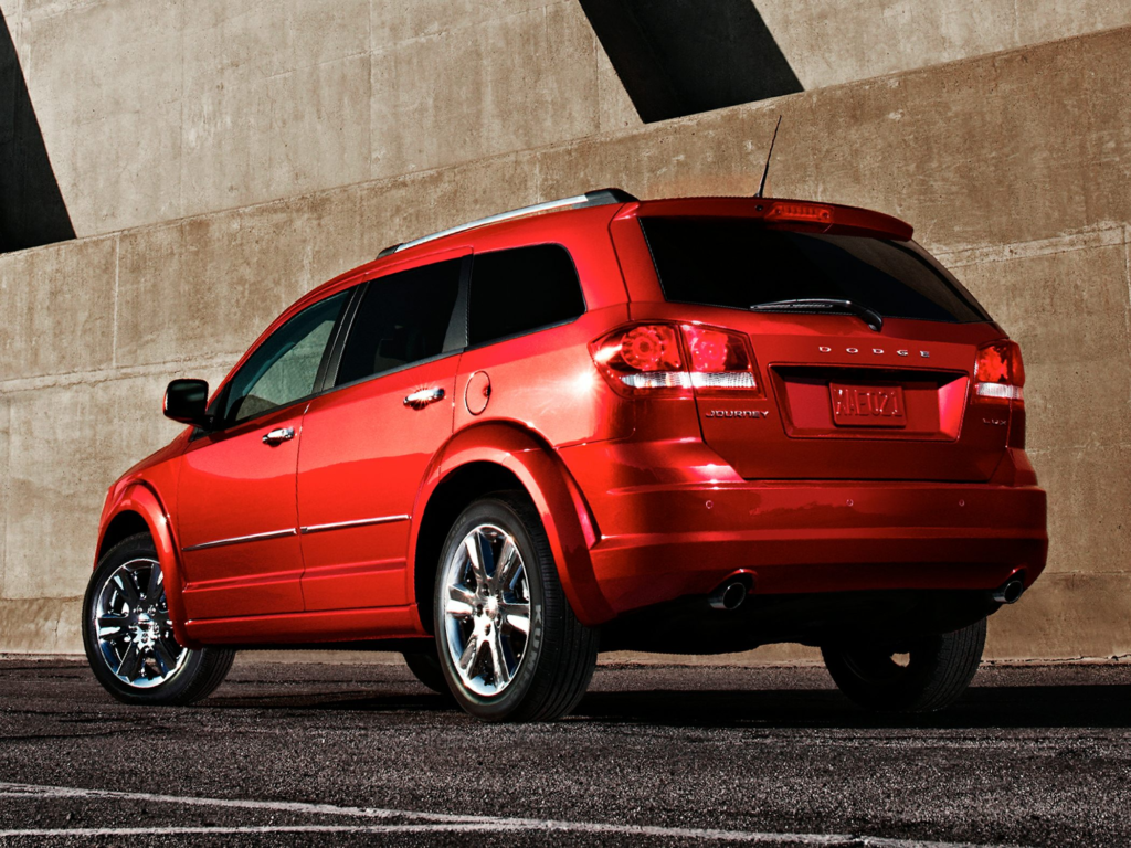 2022 Dodge Journey Engine Options Features Price 2021