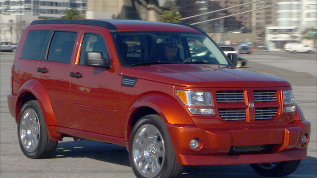 Car Pictures Review Dodge Nitro 2020 Ratings