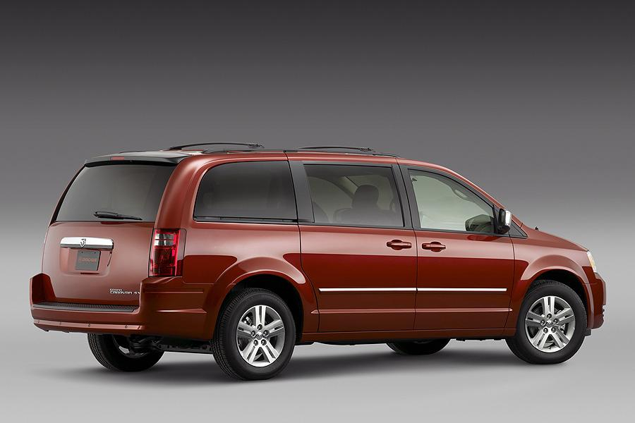2008 Dodge Grand Caravan Overview Cars