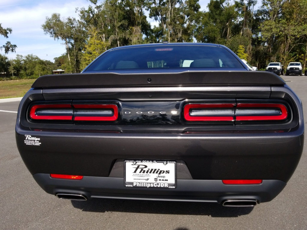 New 2019 DODGE Challenger SXT Coupe In Ocala 190311