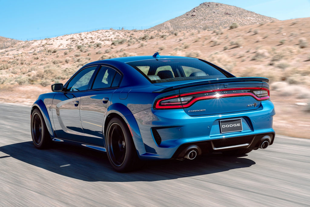 2020 Dodge Charger Wide Open Dodge Widebody Hot Rod Network
