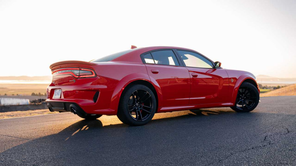 2022 Dodge Charger Hellcat Curb Weight Colors Changes