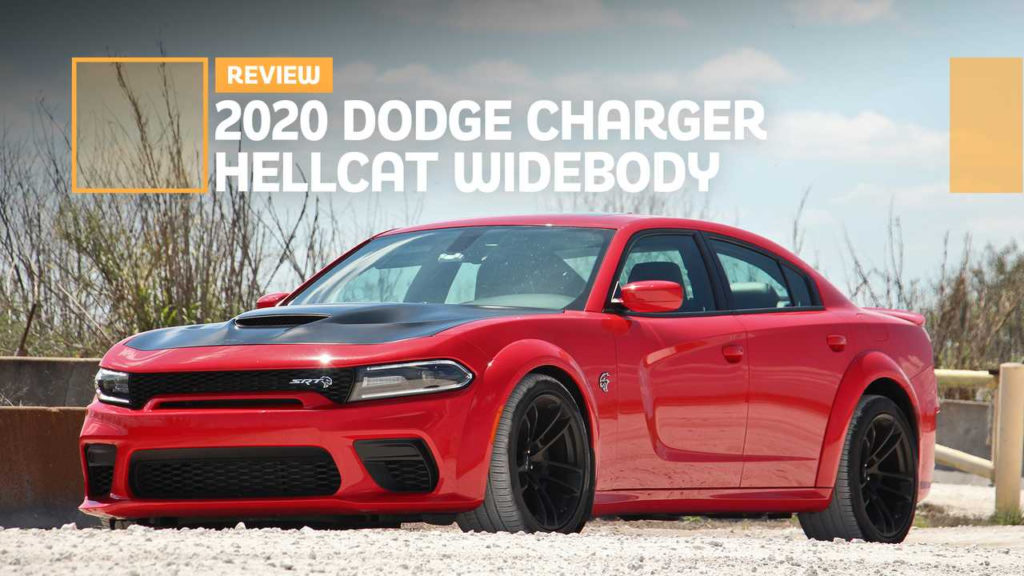 New 2022 Dodge Charger Hellcat Engine Exhaust Gas