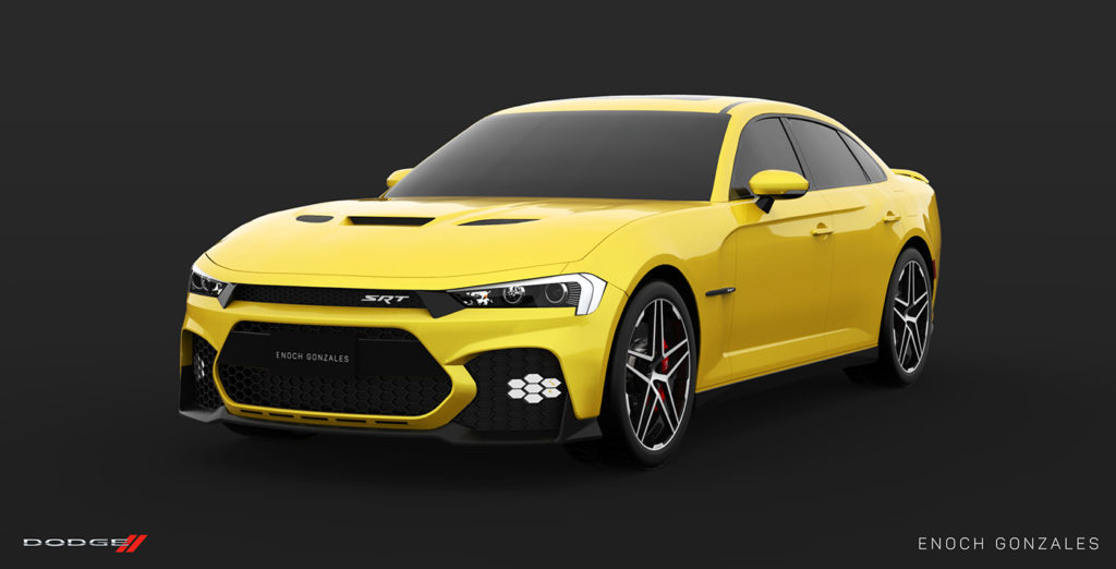 2019 Dodge Charger SRT Hellcat To Appear In A Modernized