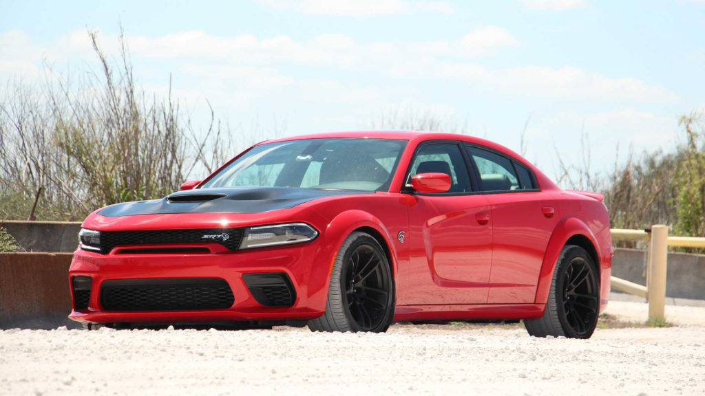 New 2022 Dodge Charger Rt Fuel Economy Gas Type Hp