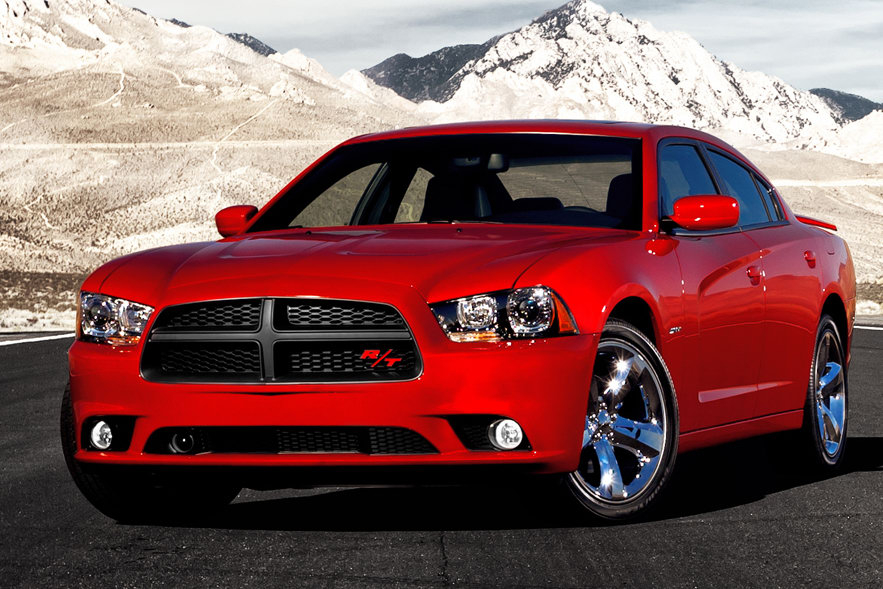 Dodge Unveils Sporty R T Versions Of Charger Challenger
