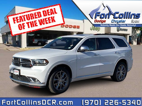 2020 Dodge Durango Citadel Anodized Platinum For Sale In