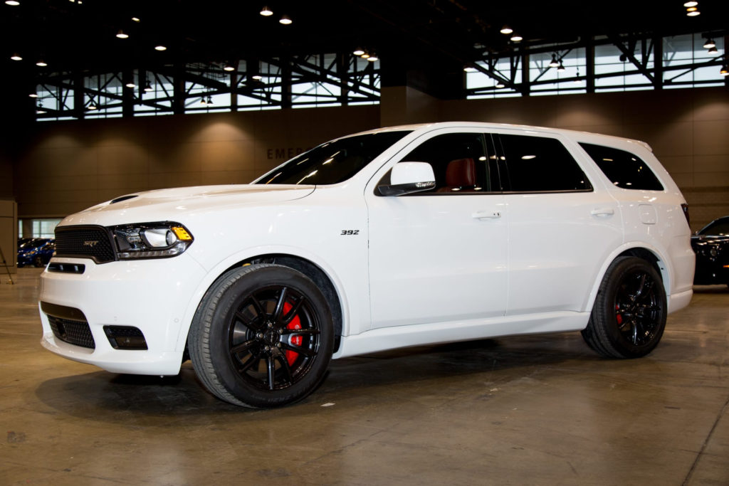 2018 Dodge Durango SRT Gets Price To Match Its Muscle
