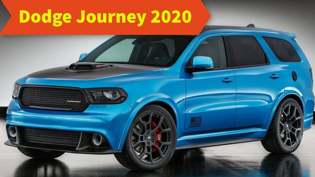 When Will New 2021 Dodge Journey Come Out Dodge Specs News