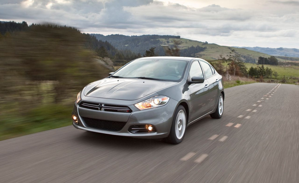 2016 Dodge Dart Review Car And Driver