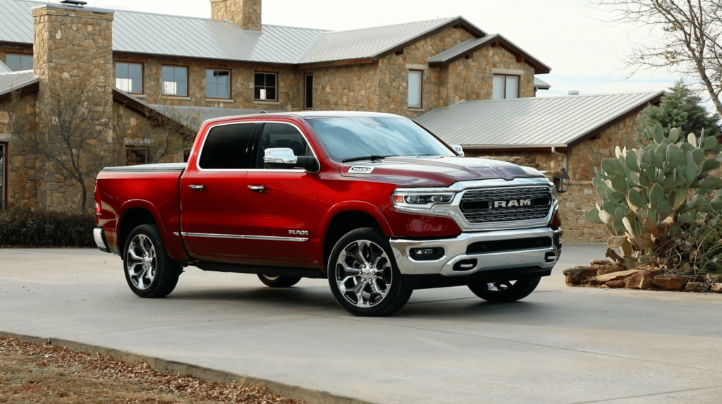 2019 Ram 1500 Ditches The Classic Crosshair In Favor Of