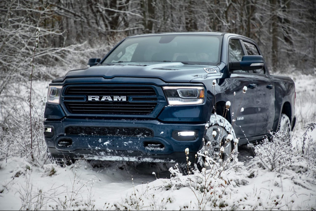2019 Ram 1500 North Edition Fighting Winter In Style