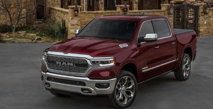 93 New 2020 Dodge Ram 2500 Review And Release Date