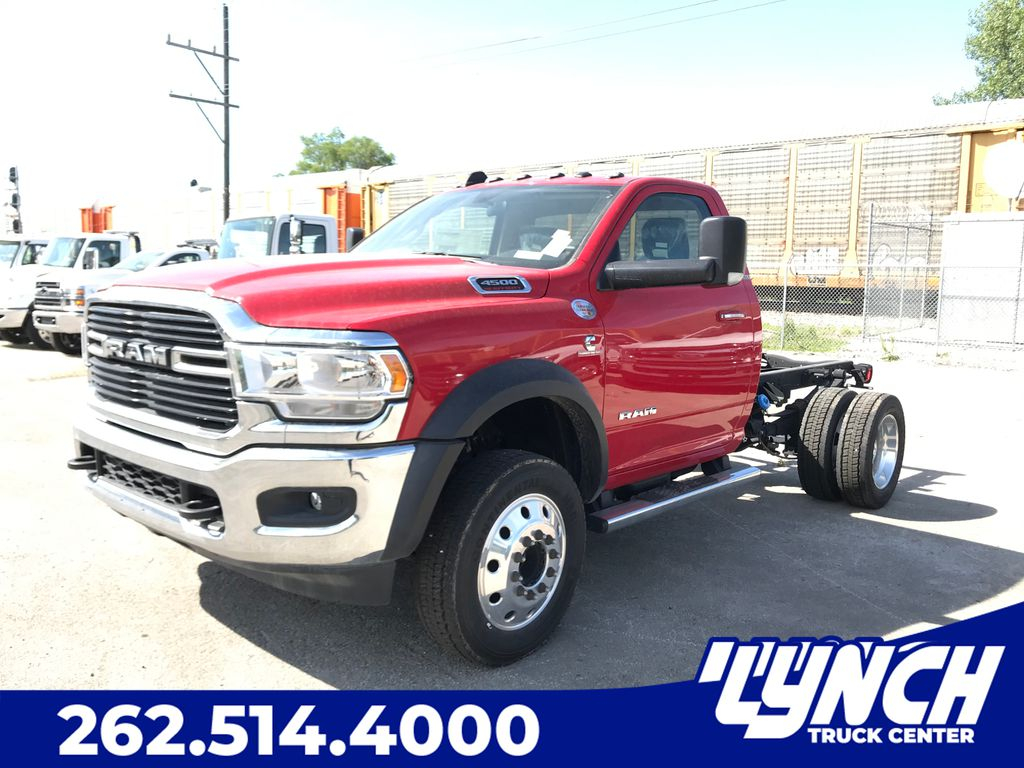 New 2019 RAM 4500 Chassis Cab SLT N A In Waterford 4865C