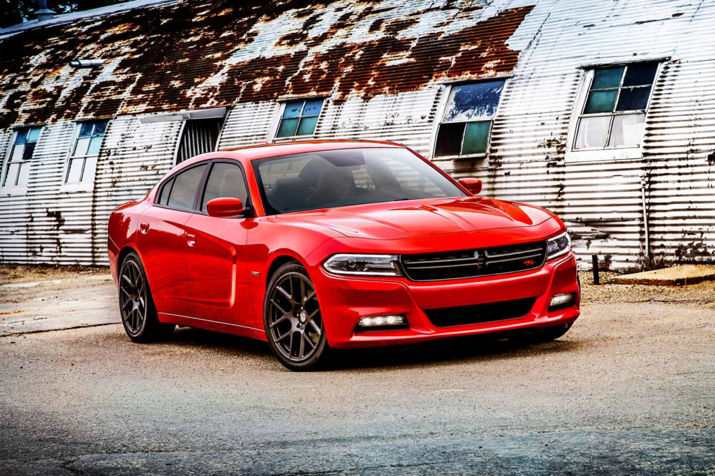 Could The Dodge Charger Go Turbo