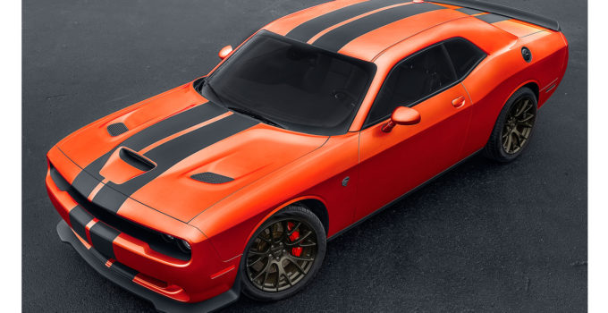 Muscle Car Sales Are Falling But Dodge Challenger Hellcat